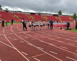 U13 Boys 1500m Start